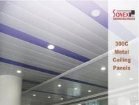 300C Metal Ceiling Panels, Ceiling Systems - M. G ...