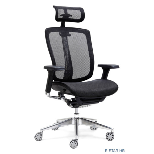 revolving chair other name dining room covers black e star hb chairs exclusiff seating systems company details