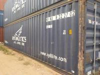 Industrial Shipping Containers - 40' GP Container Service ...