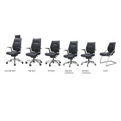 revolving chair vadodara log baby high leather office - manufacturers, suppliers & exporters