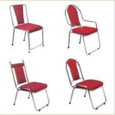 steel chair for tent house london club regular high back rs 640 unit agarwal