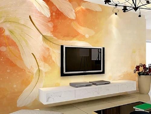 wallpaper living room wall decors paper designing service design architect interior town planner from dehradun