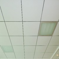 Lay In Metal False Ceiling at Rs 85 /square feet | Metal ...