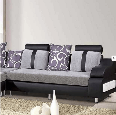 leather sofa sets for living room side table stylish manufacturer from ahmedabad
