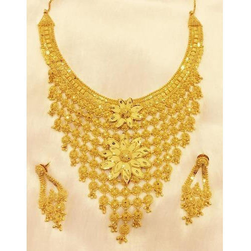 Most Popular Jewelry Gold Necklace Designs With Price