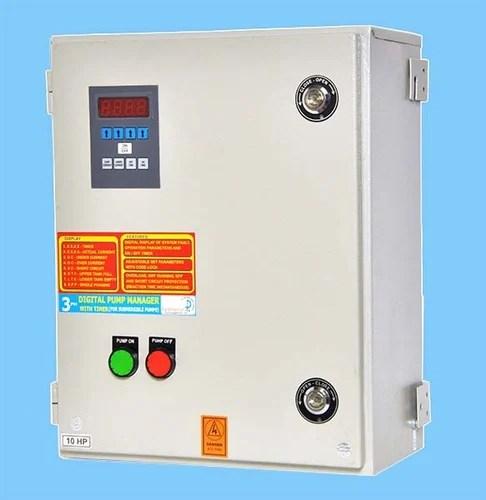 star delta control panel wiring diagram 2005 subaru impreza stereo 10hp single pump borewell padmansha