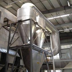 Industrial Cyclone Separator  Industrial Cyclone Dust Collectors Manufacturer from Chennai