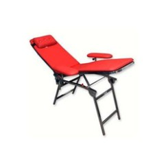Steel Chair Price In Chennai Yellow Grey Camp Cot - Blood Donation Camping Exporter From