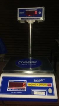 Mechanical & Digital Weighing Scale - Phoenix table top ...