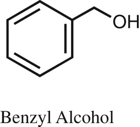 Liquid Benzyl Alcohol, Grade Standard: Perfumery FFC, For