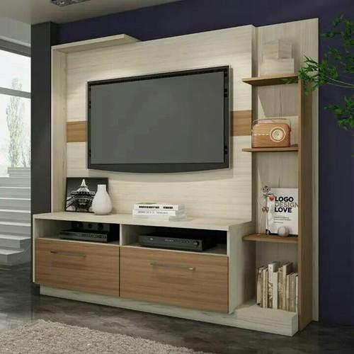 tv wall unit designs for living room in india with dark furniture led wooden stand, rs 85000 /unit, sky office systems ...