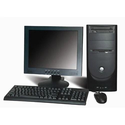 computer desktop