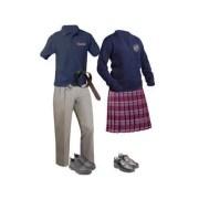 traditional school uniform