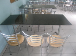 hotel chairs for sale hanging chair bedroom ireland ss dining tables at rs 19500 set table
