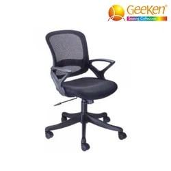 geeken revolving chair 3i aluminum rocking gold series office manufacturer from gurgaon