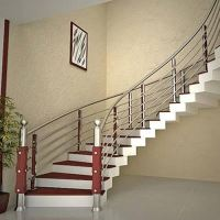 Stainless Steel Railing - Designs at Rs 850 /square feet ...