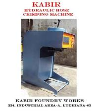 HOSE CRIMPING MACHINE - Hydraulic Hose Pipe Crimping ...
