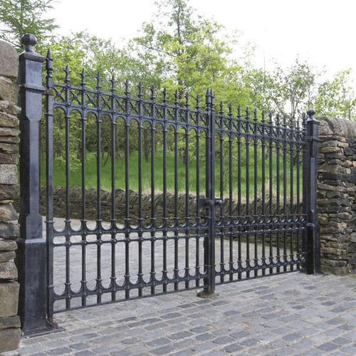 Cast Iron Railing Gates, CI Gate