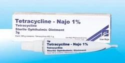 Tetracycline Eye Ointment - Tetracycline Ophthalmic ...