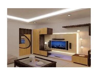 Modular Drawing Room Furniture at Rs 2000 square feet