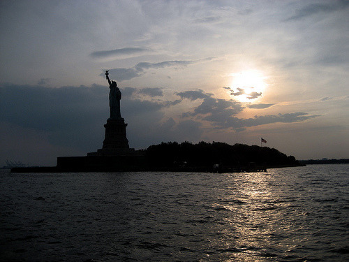 liberty (via bklynphoto) from NYC to the world…