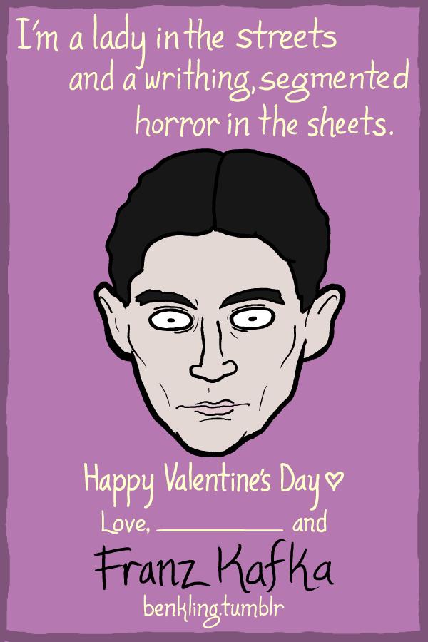 Ben Kling — Hey NERDS This Year's Portrait Valentines Are