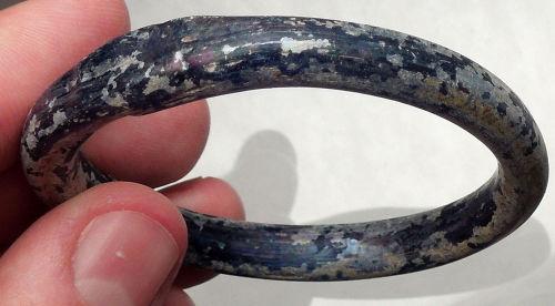 100-200AD Authentic Ancient Roman Glass BRACELET Jewelry - Angela