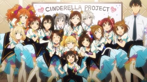Resultado de imagen de THE IDOLM@STER: Cinderella Girls