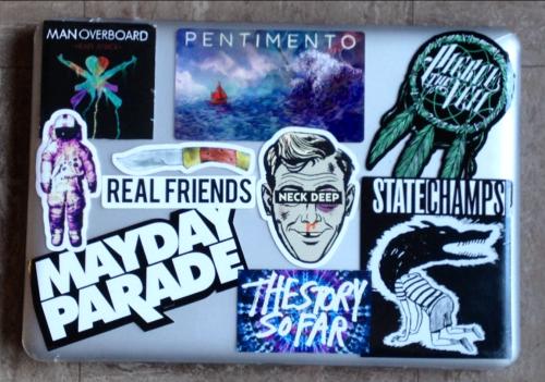 Fall Out Boy Wallpaper Pc Pierce The Veil Sticker Tumblr