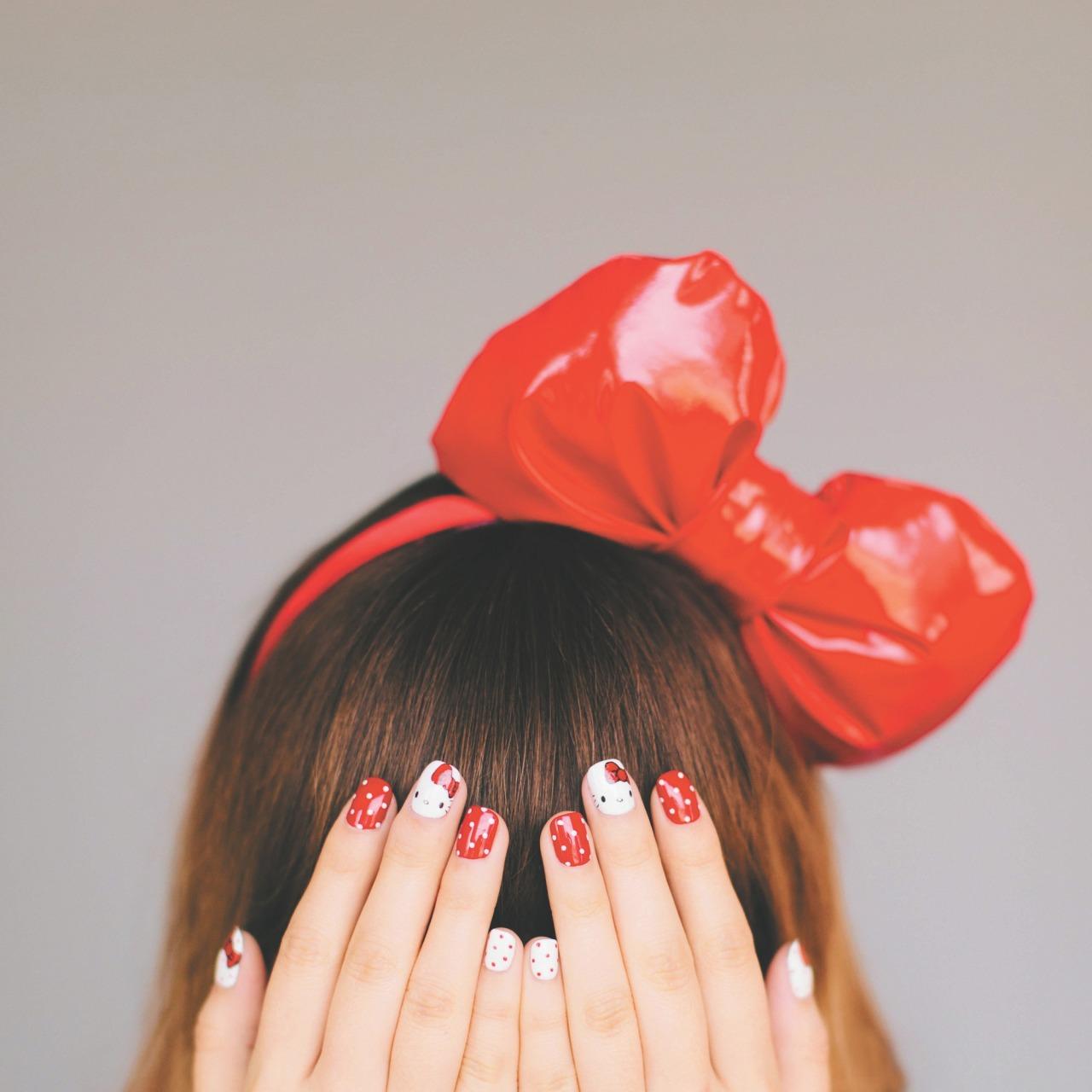 """fashiondailymag:nail"