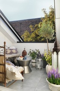 - Garden~Patio Inspiration Its 27 degrees and...
