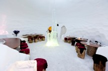 Of Snow And Ice Hotels In Europe Luxury
