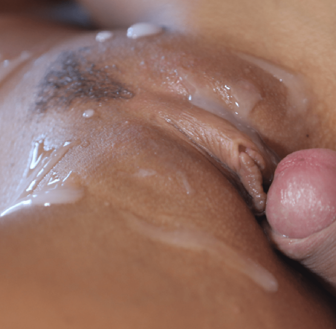 Men Licking Pussy Close Up