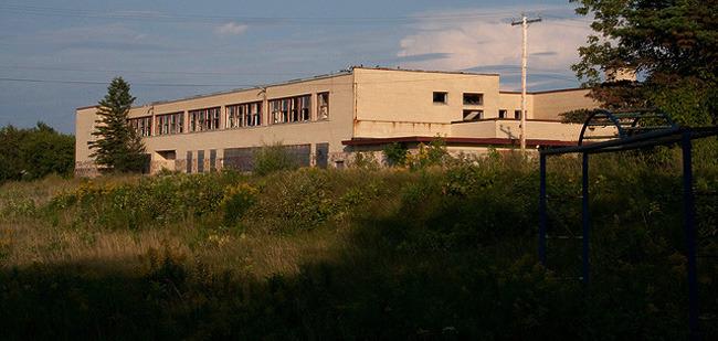 Dorea Insane Asylum in Quebec, Canada