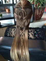 celtic hairstyle