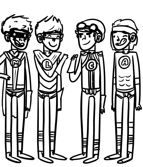 5sos Outlines
