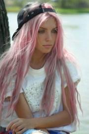 light-pink-hair