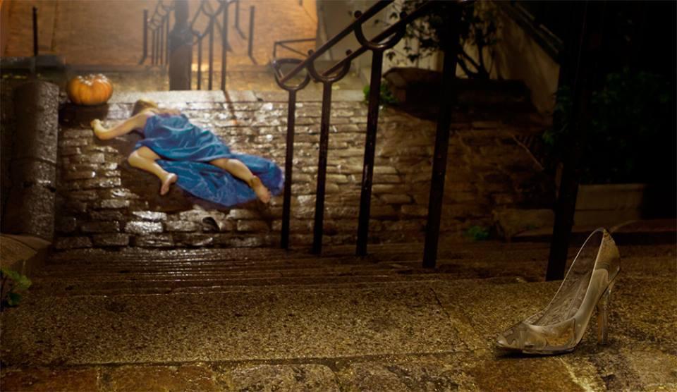 rape Alice In Wonderland alice ariel beauty and the beast