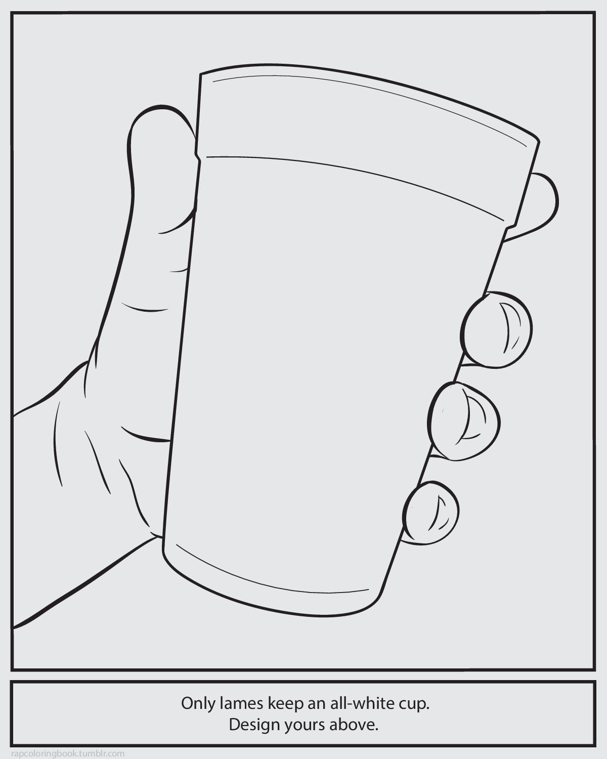 Rappers Rap Libs Coloring Pages Sketch Coloring Page