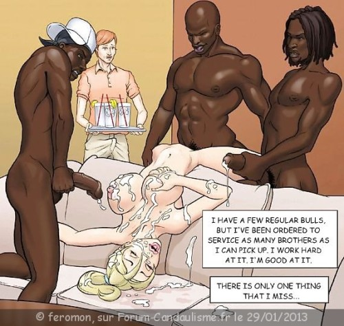 Interracial Gay Dolor Puro