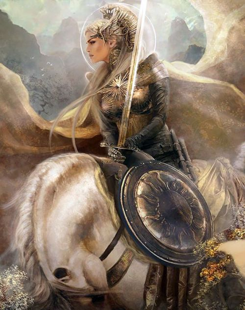 Image result for valkyrie norse