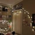 Really cool bedrooms christmas lights tumblr