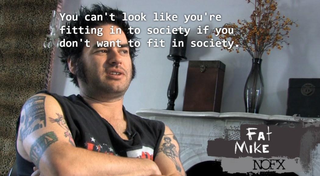 Sabiduría de Fat Mike
