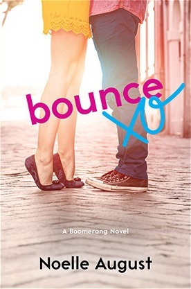 Bounce by Noelle August