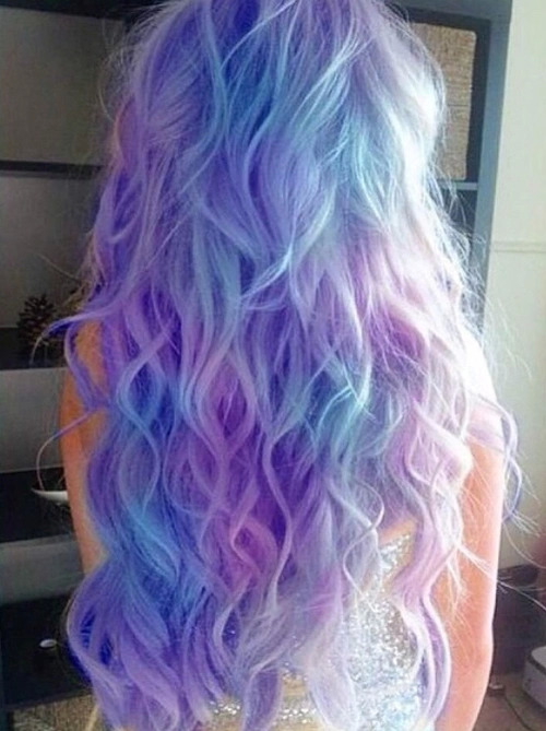 Color Hair Tumblr