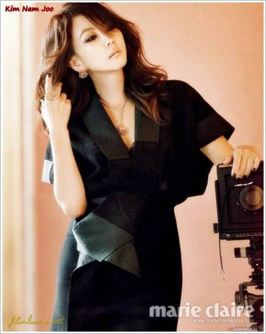 김남주, Kim Nam Joo,Kim Nam Ju,1971,You Who Rolled In Unexpectedly,Queen of Reversals,Queen of Housewives,Her House,Crystal,The Boss,Steal My Heart,Model,Güney Kore,