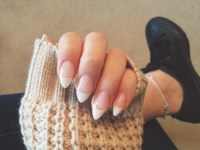 fake nails on Tumblr