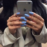 cute acrylic nails   Tumblr