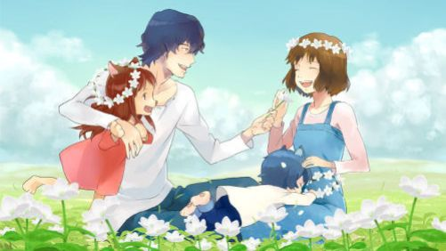 Ookami Kodomo no Ame to Yuki BluRay 1080p Legendado - Torrent