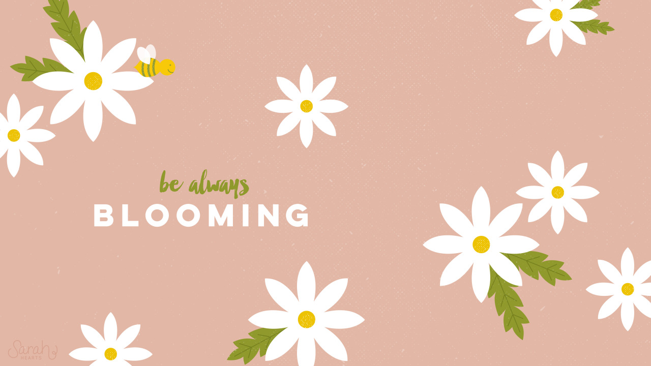Floral Inspirational Quote Wallpaper Lip Lock April Desktop Wallpapers Fresh Looks For Your